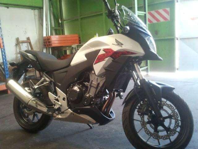להפליא הונדה CB 2013 יד 2 6000 קמ - 47000 שח | לוח אופנועים הומלס MX-42
