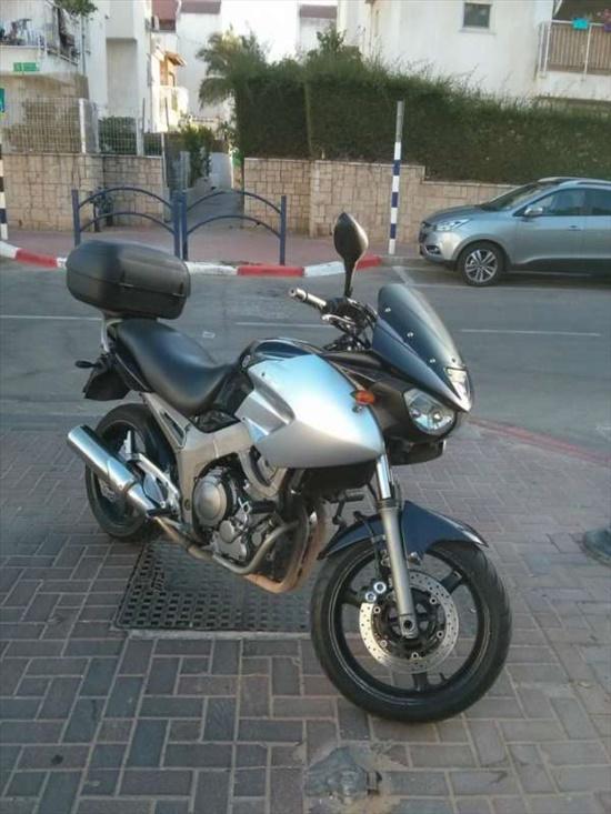 ימאהה TDM850/900 2002 יד  4