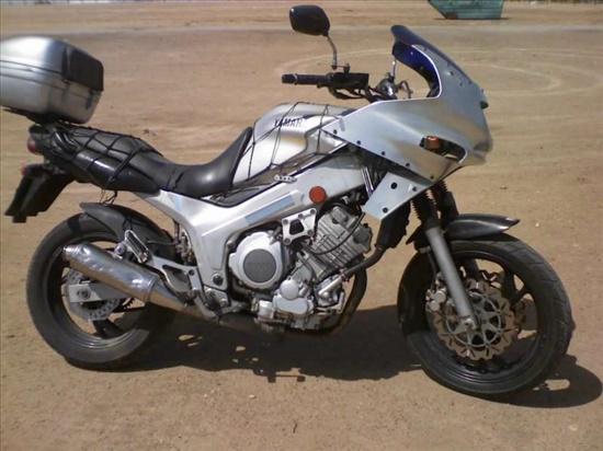 ימאהה TDM850/900 1997 יד  4