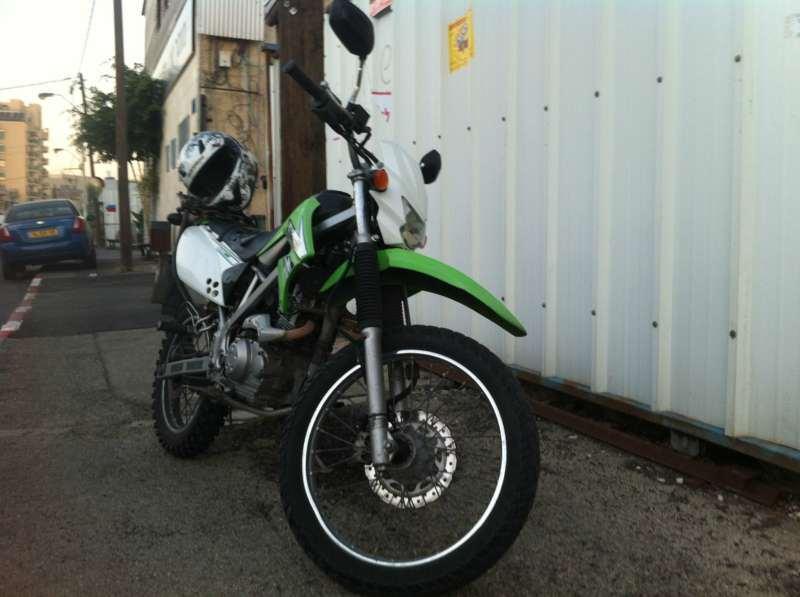 קוואסאקי KLX125