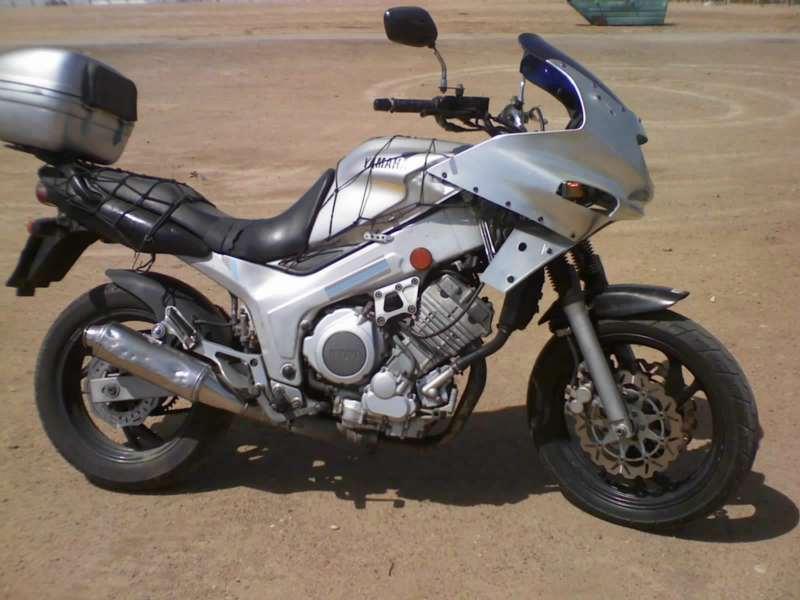 ימאהה TDM850/900