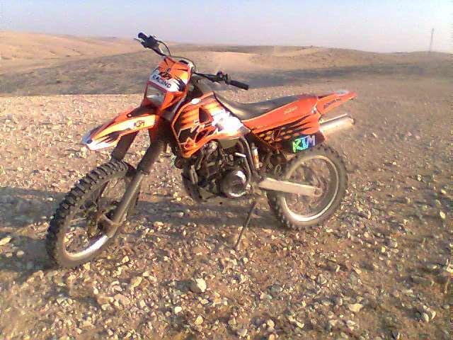 ק.ט.מ / KTM SX 50