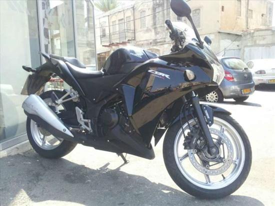 הונדה CRF 250 2012 יד  3