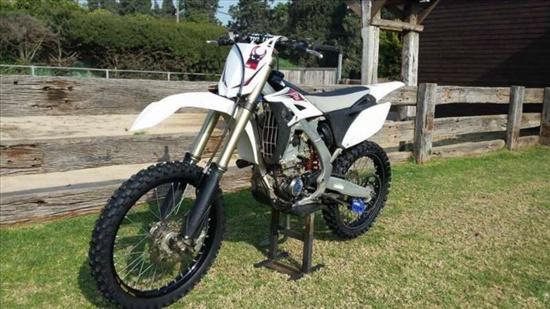 ק.ט.מ / KTM SX 50 2013 יד  1