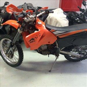 ק.ט.מ / KTM EXC 125 2002 יד 2