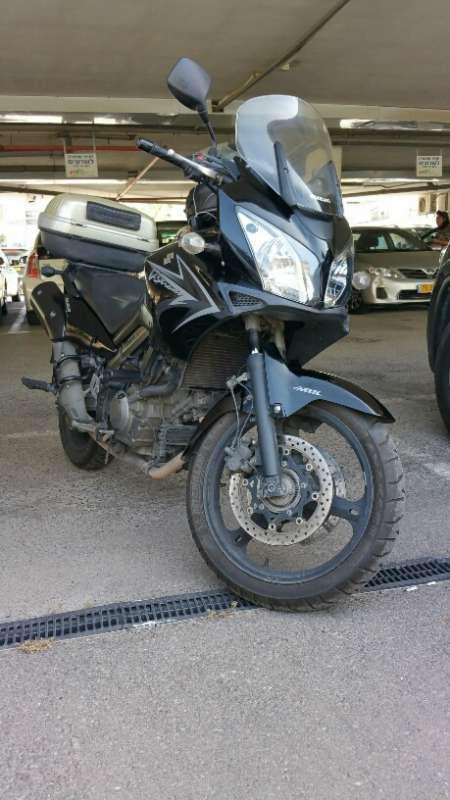 סוזוקי DL1000 וי-סטרום