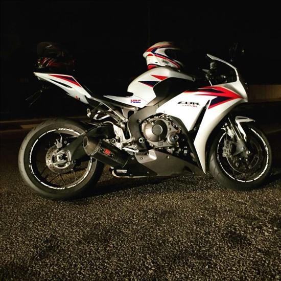 הונדה CBR 1000 RR 2012 יד  1