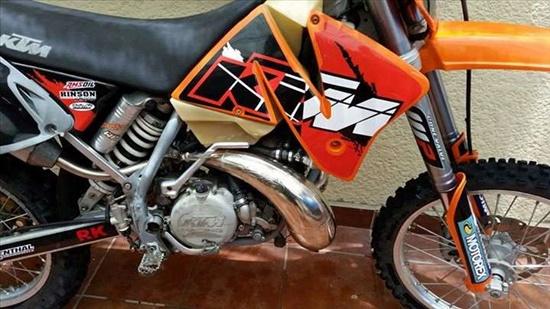 ק.ט.מ / KTM EXC 125 2001 יד  2