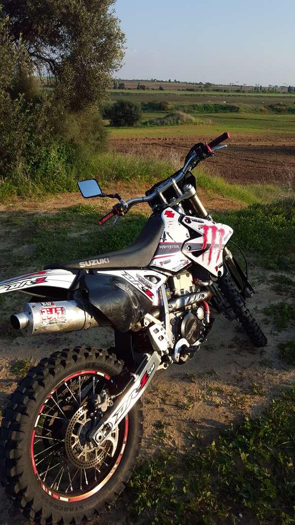 סוזוקי DRZ400SM