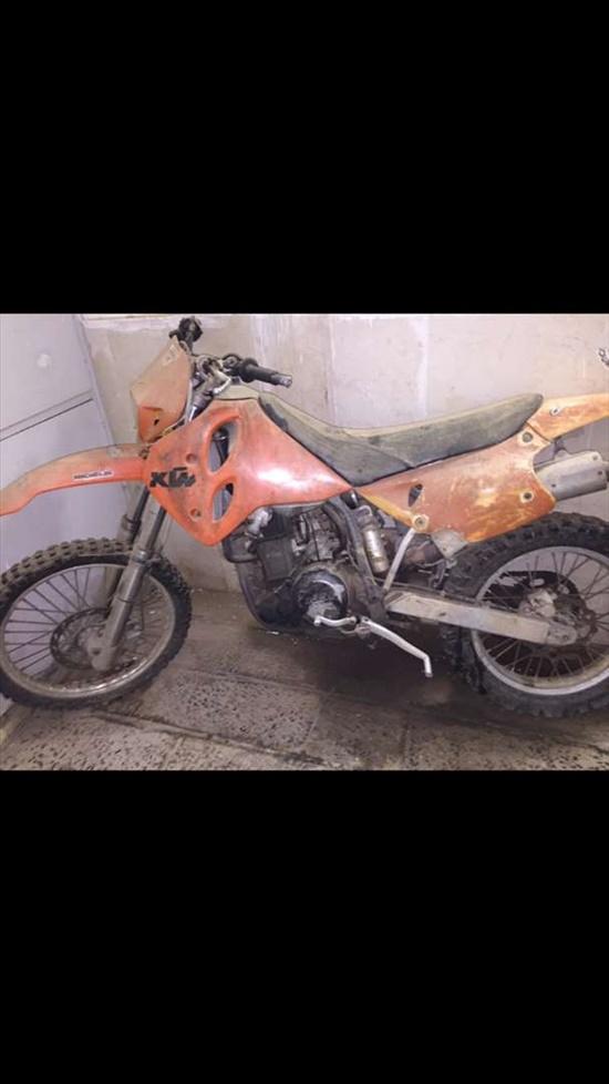 ק.ט.מ / KTM LC4-620 1998 יד  3