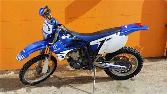 ימאהה WR-F 2006 יד  3