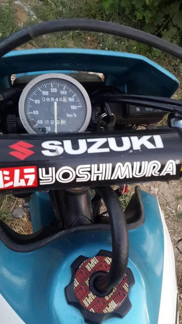 """תמונה 2 ,סוזוקי DR350 יד 7 שנת 2000 87000 ק""""מ"""