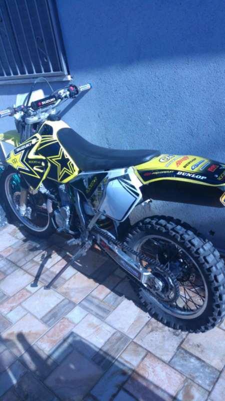 סוזוקי DRZ400S