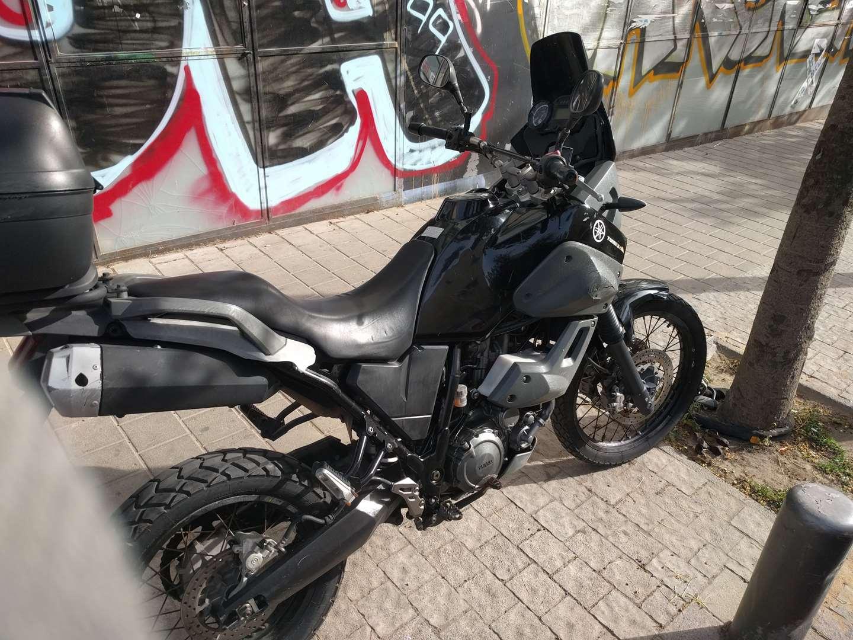 ימאהה XTZ660 טנרה