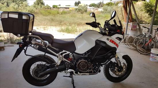 ימאהה TDM850/900 2013 יד  2
