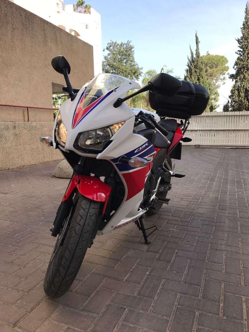 הונדה CBR 1100XX