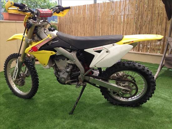 סוזוקי RMX 2012 יד  1