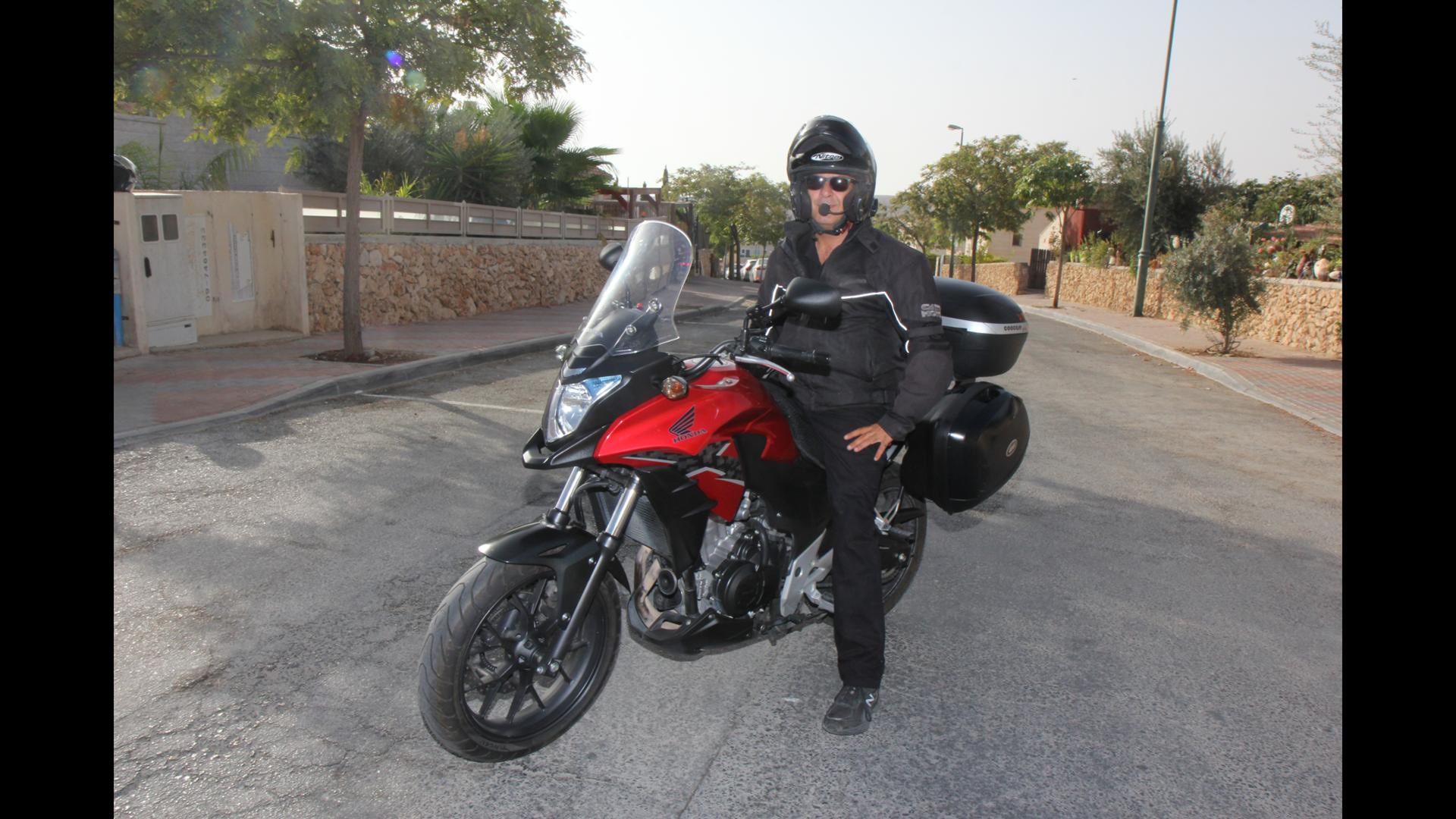 מיוחדים הונדה CBX 2014 יד 1 31000 קמ - 37500 שח | לוח אופנועים הומלס DJ-02