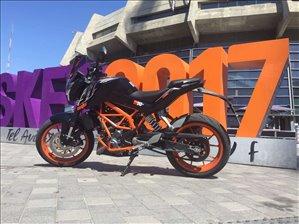 ק.ט.מ / KTM סופר-דיוק 990 2016 יד 1