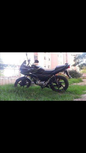 הונדה CBF125M 2012 יד 3
