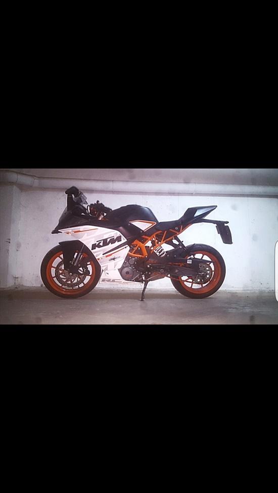 ק.ט.מ / KTM רייסינג 2015 יד  2