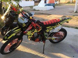 סוזוקי DRZ400S 2008 יד 4
