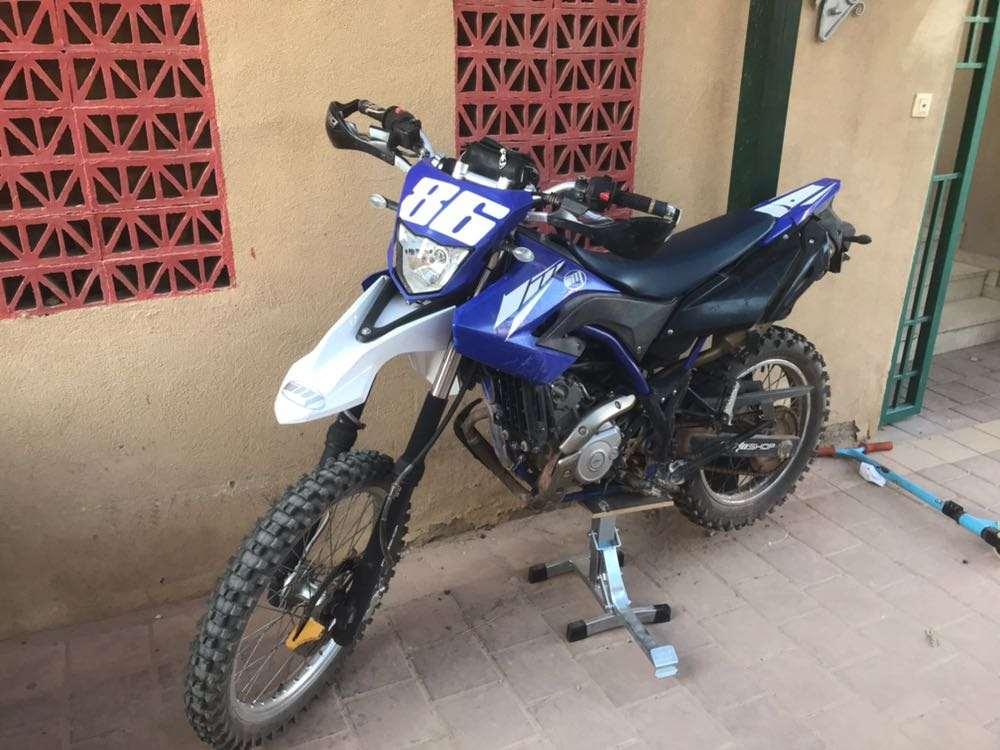 ימאהה WR125R