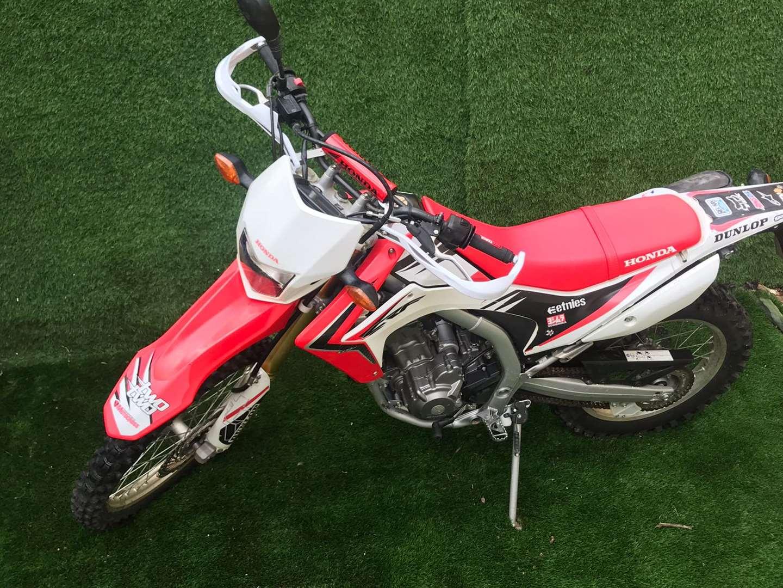 מדהים הונדה CRF 250 למכירה | אופנועים יד שניה הומלס NW-63