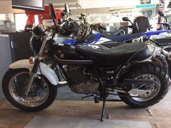 סוזוקי RV125 ואן-ואן 2009 יד  4
