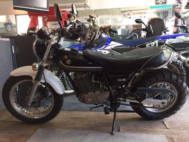 סוזוקי RV125 ואן-ואן