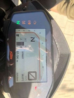 ק.ט.מ / KTM דיוק 690R
