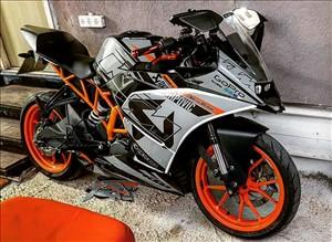 ק.ט.מ / KTM RC390