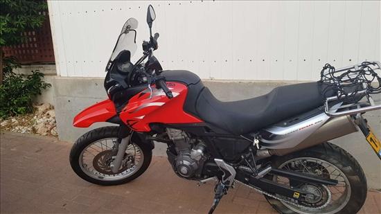 אפריליה פגאסו 650T 2010 יד  1