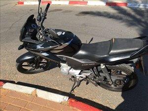 הונדה CBF125M 2012 יד 2