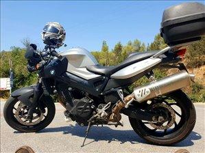 ב.מ.וו F800R כריס פייפר 2010 יד 2