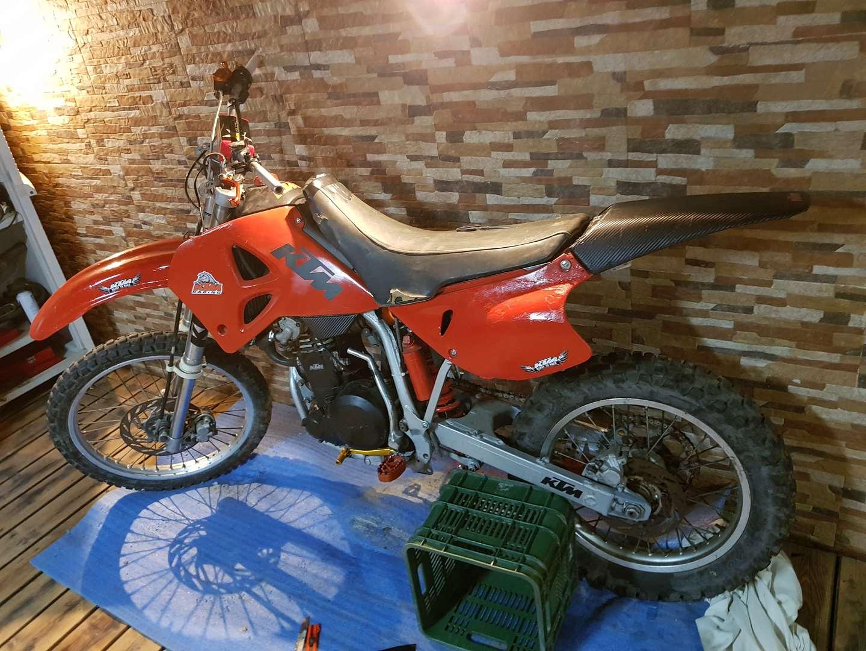 ק.ט.מ / KTM LC4-400