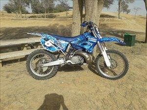 ימאהה YZ 2004 יד 1