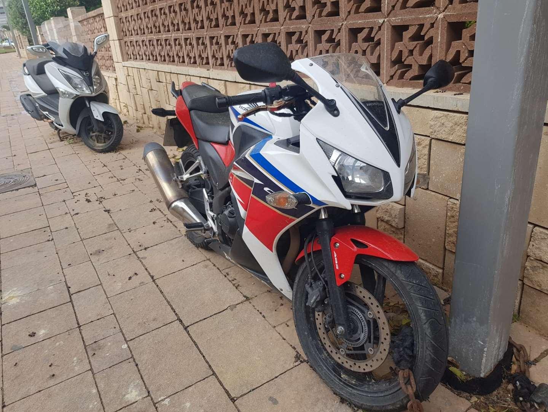 הונדה CBR 300