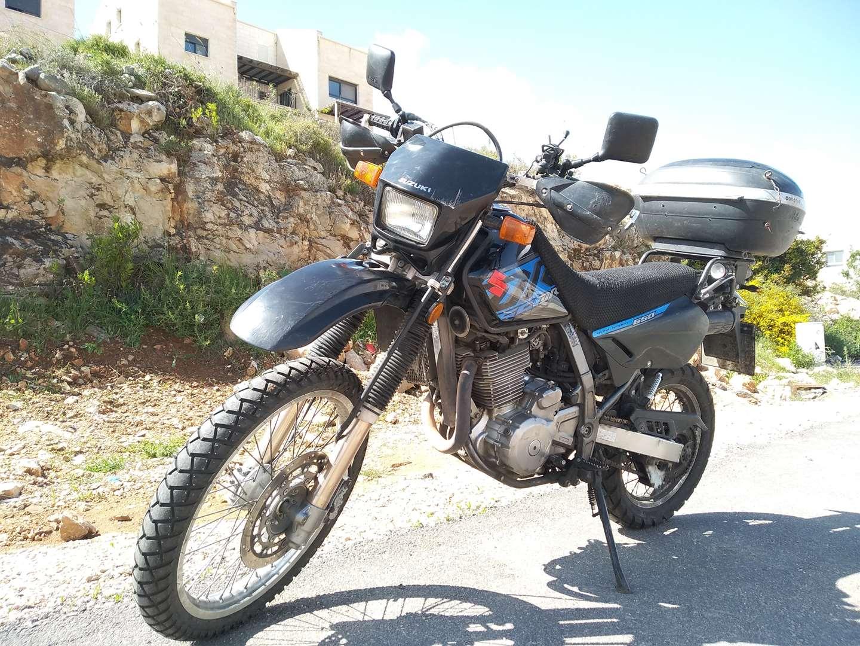 סוזוקי DR650R/RE/SE