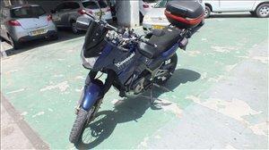 קוואסאקי KLE500 2006 יד 9