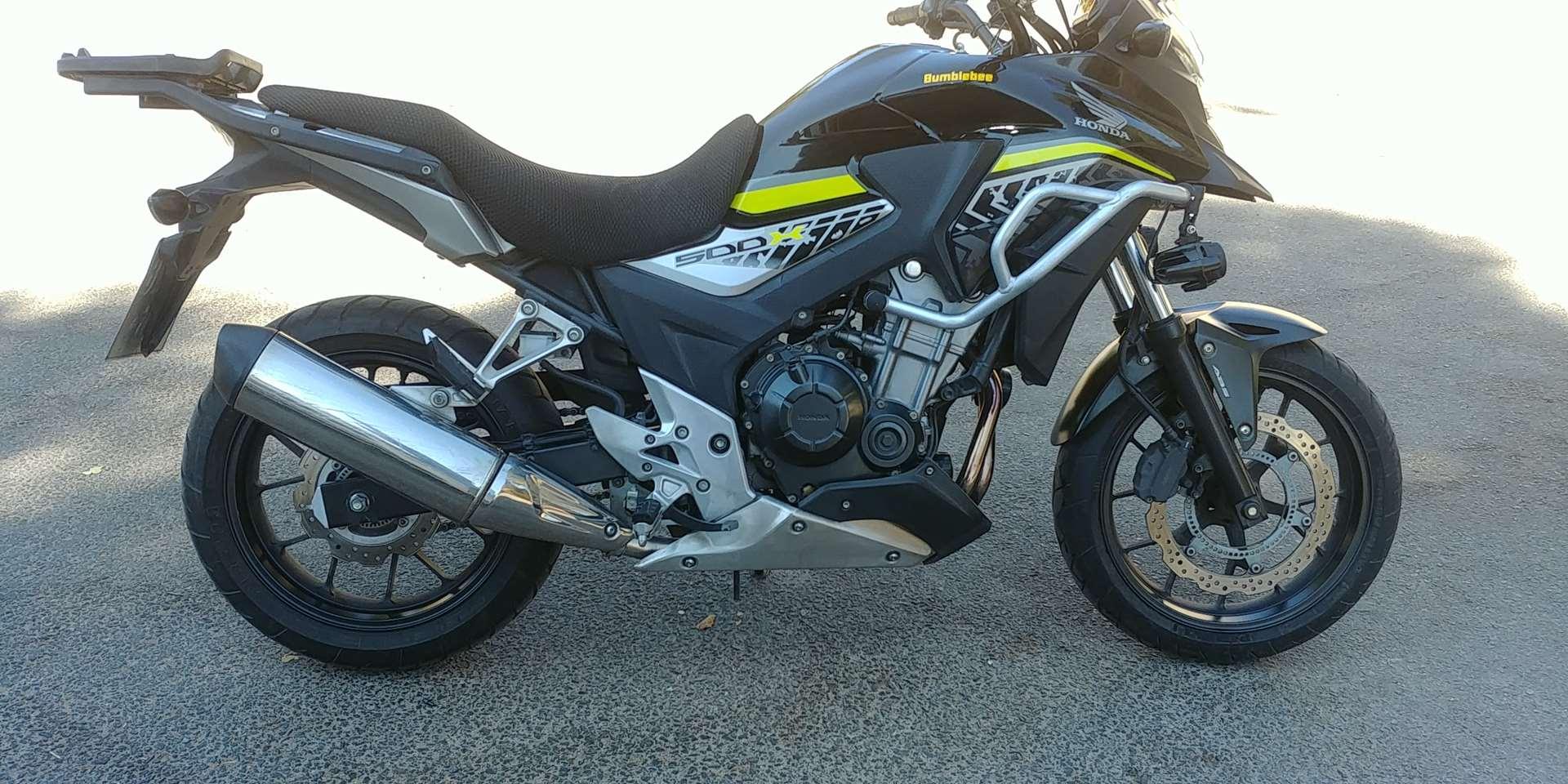 הונדה CB500X