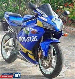 הונדה CBR 1000 RR 2004 יד 3