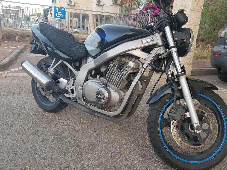 סוזוקי GS500E