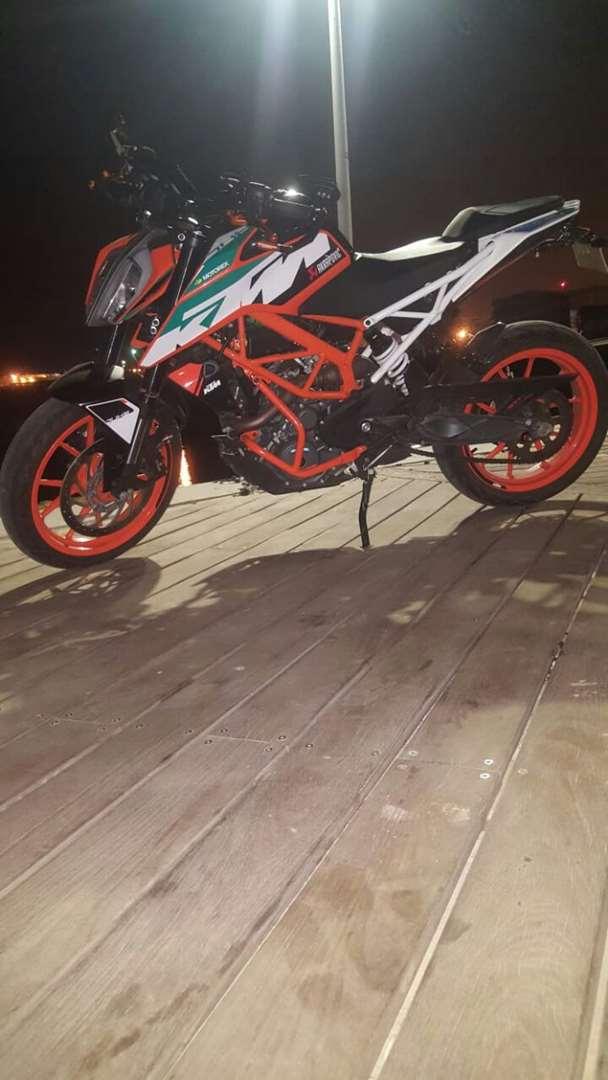ק.ט.מ / KTM דיוק 390