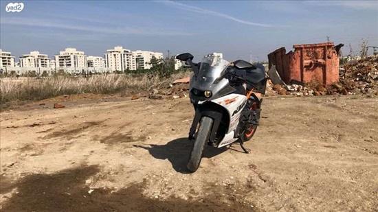 ק.ט.מ / KTM RC390 2015 יד  5