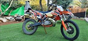 ק.ט.מ / KTM EXC 300 2016 יד 3