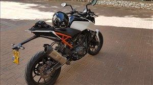 ק.ט.מ / KTM דיוק 200