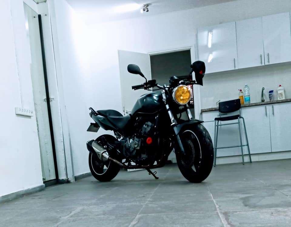הונדה CBF600S