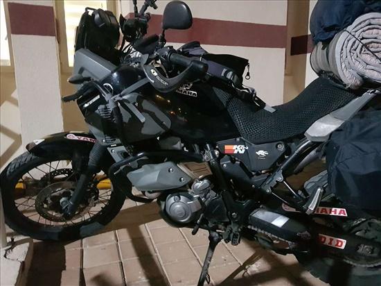 ימאהה XTZ660 טנרה 2010 יד  4