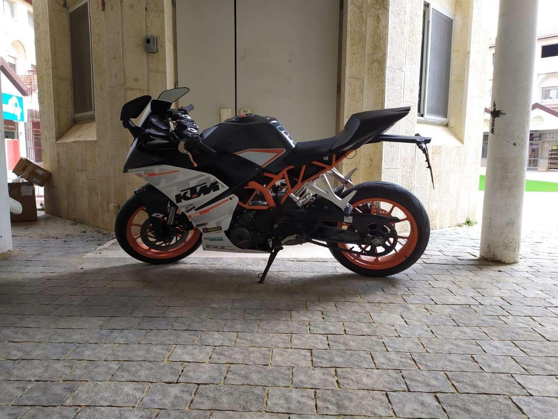 ק.ט.מ / KTM EGS-E 400